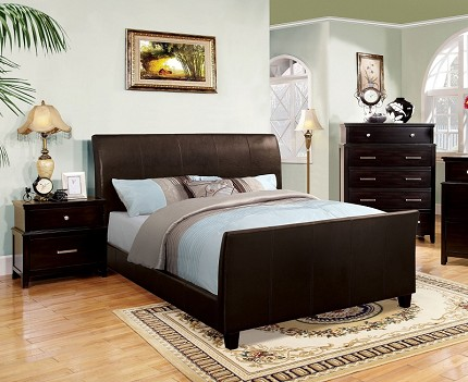 MAYNARD QUEEN BED ESPRESSO
