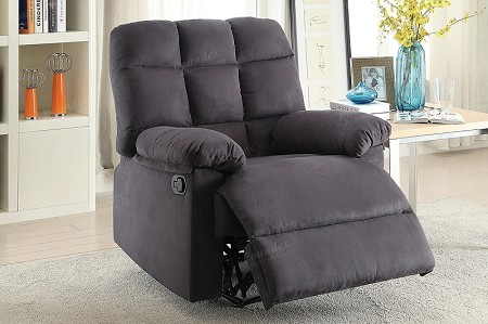 POUNDEX RECLINER & SWIVEL CHAIR, F6621