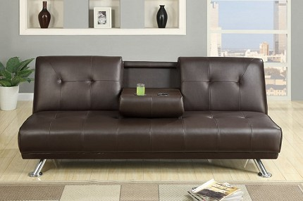 POUNDEX, ADJUSTABLE SOFA +CUP HOLDER, F7220