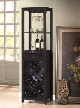 WINE RACK TOWER
