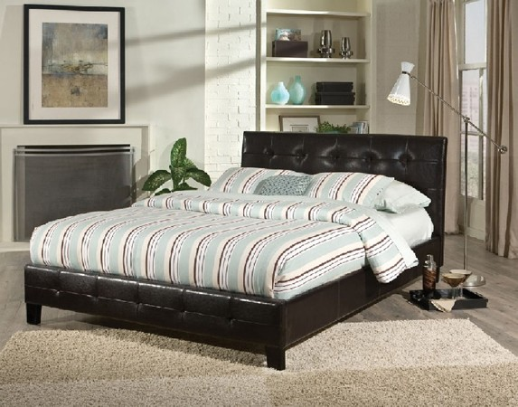 ASIA DIRECT QUEEN BED ESPRESSO, 8715-Q