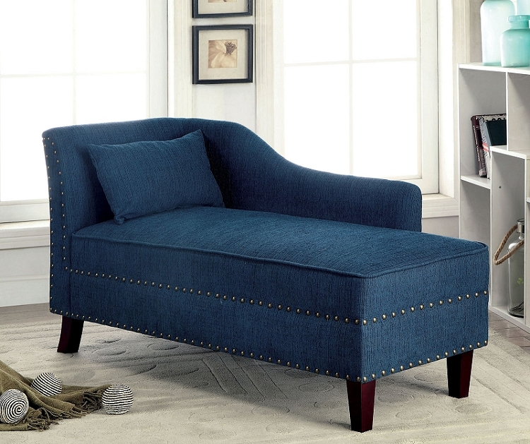 FURNITURE OF AMERICA  STILLWATER CHAISE, CM-EC2185TL