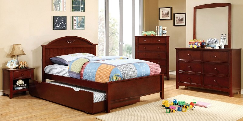 TWIN BED CHERRY, CM7942CH
