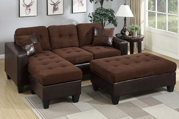 POUNDEX, REVERSIBLE SECTIONAL CHOOCLATE , F6928