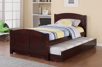 POUNDEX TWIN BED +TWIN TRUNDLE, F9217