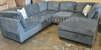 MODULAR SECTIONAL GRAY