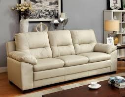 PARMA SOFA BROWN BONDED LEATHER, CM6324IV