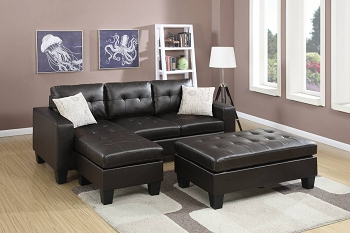 POUNDEX, REVERSIBLE SECTIONAL ESPRESSO, F6927