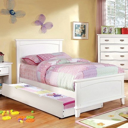 TWIN BED WHITE, CM7909WH
